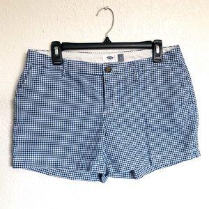 Old Navy Checkered Shorts